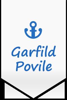 Garfild Povile